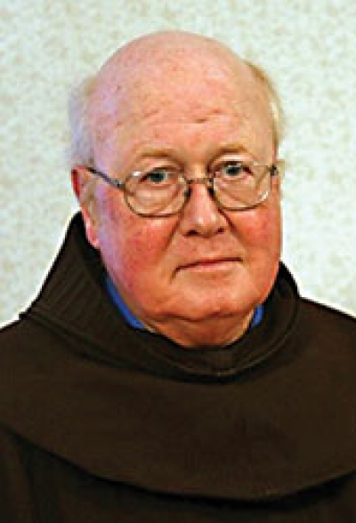 Obituary - Brother Patrick T. Shea, OFM