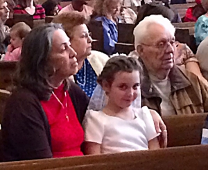 Divine Mercy Sunday brings faithful to celebration