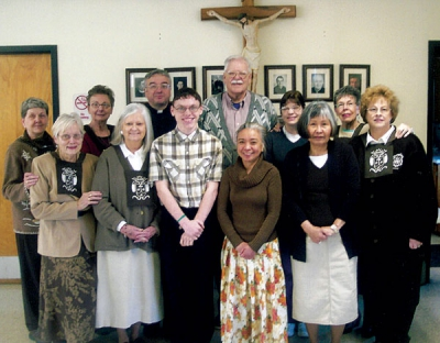 Secular Carmelite group established in Quincy