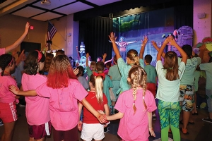 Parishes share Vacation Bible School materials