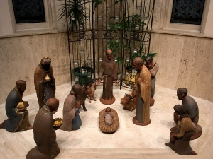 Franciscan Nativity events going online