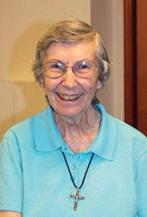 In Memoriam - Sister Mary Patrice Clifford, OSU