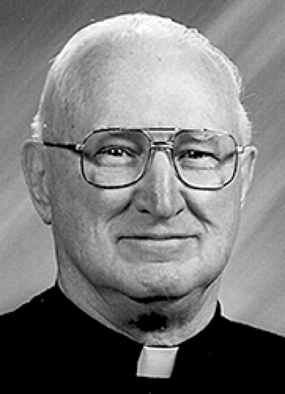 In Memoriam - Father William C. Mayer, CSV