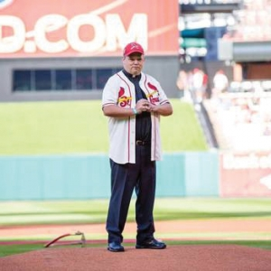 Father Comerford looks back at years as chaplain to Cardinals —  the baseball team, that is