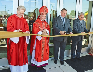Ss. Peter and Paul Catholic Church takes on new appearance