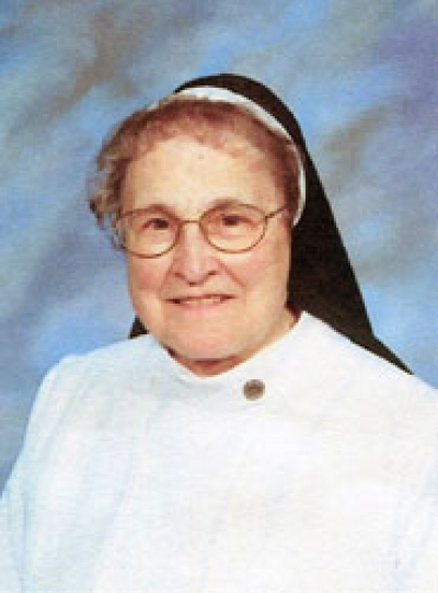 Obituary - Sister M. Immaculate Moscarelli, OP