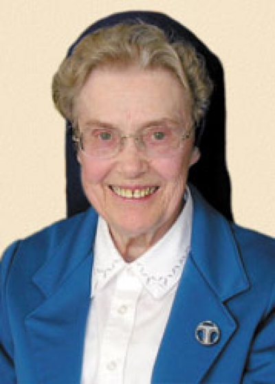 Obituary - Sister Miriam Therese Harder, OSF