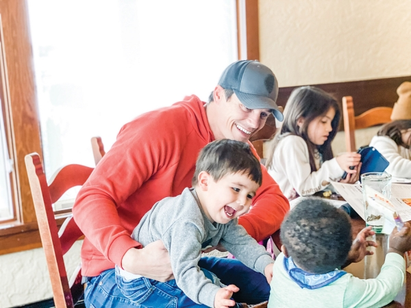 Welcoming foster children completes Petersburg family
