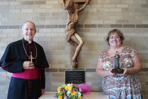 Honoring our teachers: Presenting the first annual St. Elizabeth Ann Seton Award
