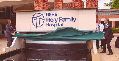 Greenville hospital joins HSHS