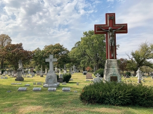Catholic Cemeteries –  why you should choose to be laid to rest there