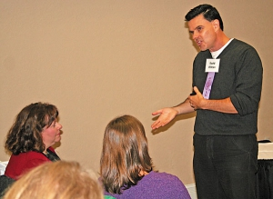 DAEC speakers offer advice to parents, grandparents
