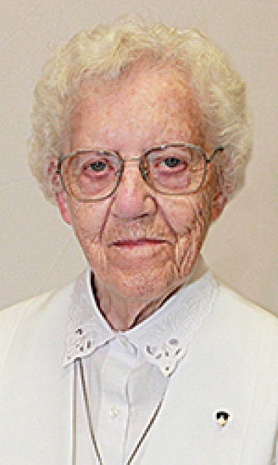 Obituary - Sister Mary Rose Schleeper, OP