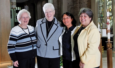 Dominican Sisters of Springfield name new leaders
