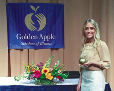 Routt Catholic boasts Smith as Golden Apple scholar
