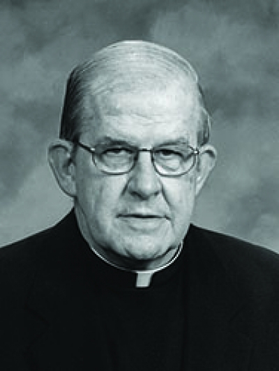 In Memoriam - Father John Linnan, CSV
