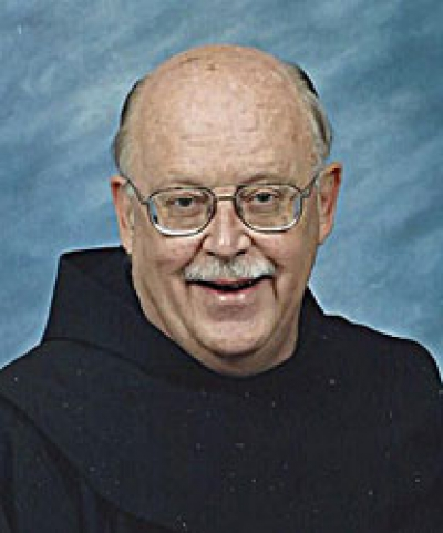 Father Austin Albers, OFM, passes away in Quincy