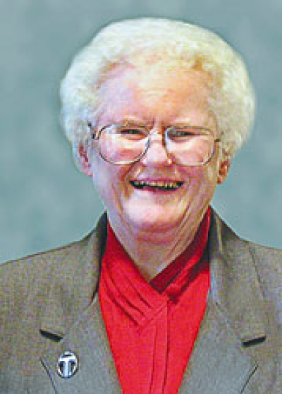 Obituary - Sister Lillian Marie Brown, OSF