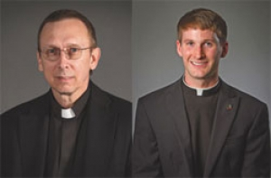 Two to be ordained to transitional diaconate
