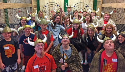 Youth group in Charleston seeing great success