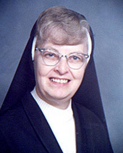 Obituary - Sister Wilma Boeving, PHJC
