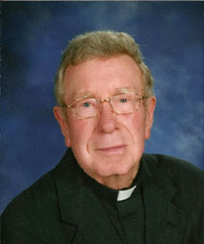 Funeral Mass celebrated in Liberty for Father Knuffman