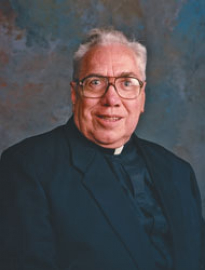 Father Weitzel passes at age 88