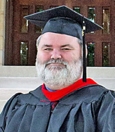 Permanent deacon earns master's degree in pastoral theology