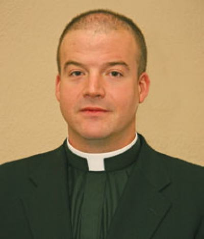Father Harman named rector