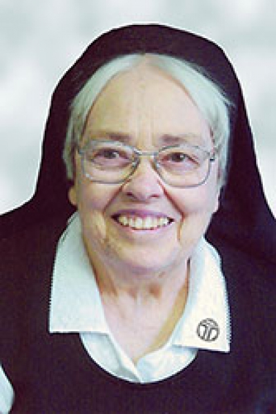 Obituary - Sister Mary Ann Vogt, OSF
