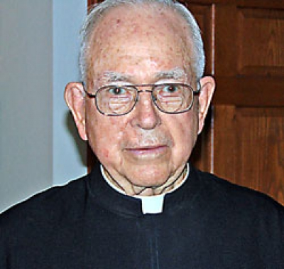 Honoring Father Carl Schmidt