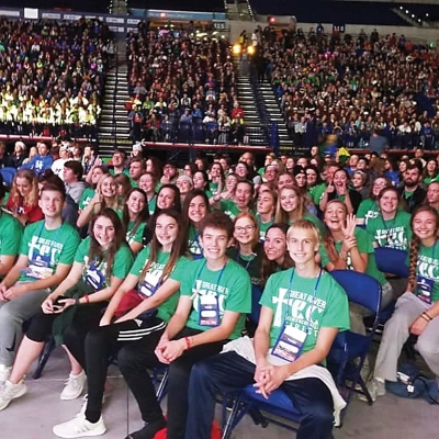 Youth not engaged in Catholicism? NCYC proves otherwise
