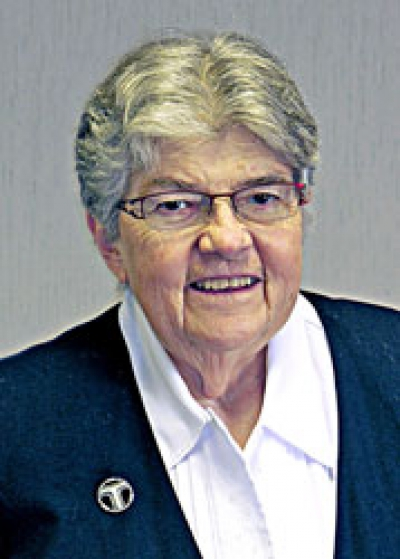 Obituary - Sister Donna Marie Woodson, OSF