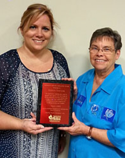 Effingham CC awarded for public service