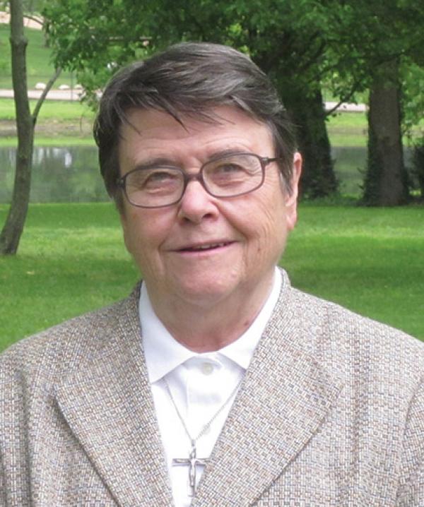 In Memoriam - Sister Miriam Patricia Faricy, OSU