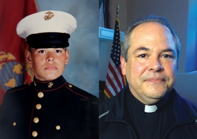 Mt. Sterling priest and former Marine tells his story