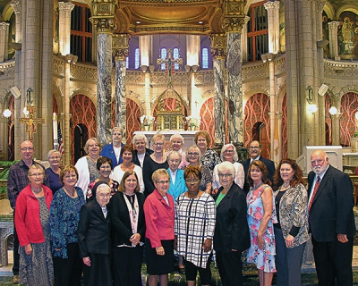 New members join Franciscan family