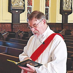 Charleston deacon shares his unique journey to the diaconate