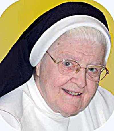 Obituary - Sister Genevieve James, OP