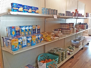 Pleasant Plains food pantry assists rural clients