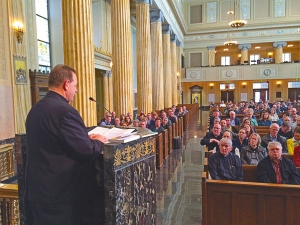 The journey continues: 'Discipleship as a Way of Life' discussed at Cathedral