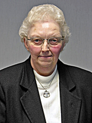 Obituary - Sister Mary Jo Schulte, OSF