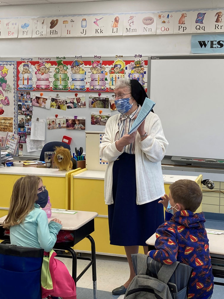 Longtime catechist finds joy in teaching