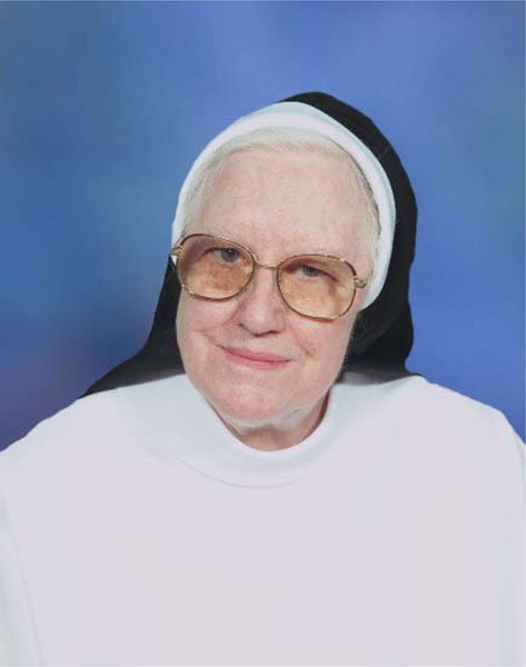 Sister Rita McGrath, OP