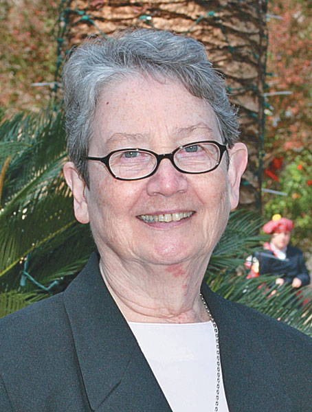 Sister Esther Redmann, OSU