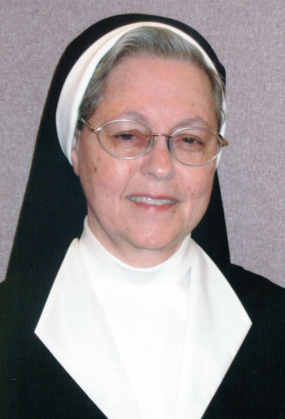 Sister Rebecca Peters, SSND