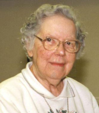 Sister Dolores Marie Ramsey, OSU