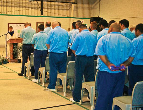 Nokomis pastor finds fulfillment in prison ministry