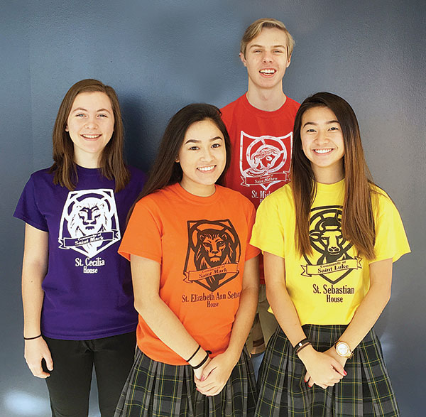McGiveney HS state scholars